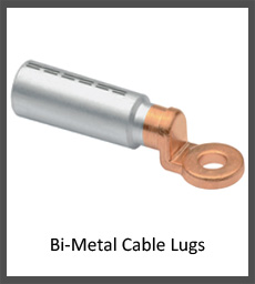 Bi-Metal Cable Lugs