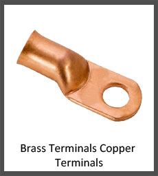 Brass Terminals Copper Terminals