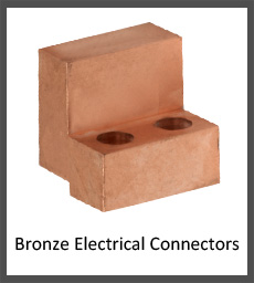 Bronze Electrical Connectors