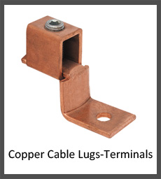Copper Cable Lugs-Terminals