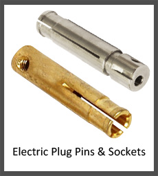 Electric Plug Pins and Sockets